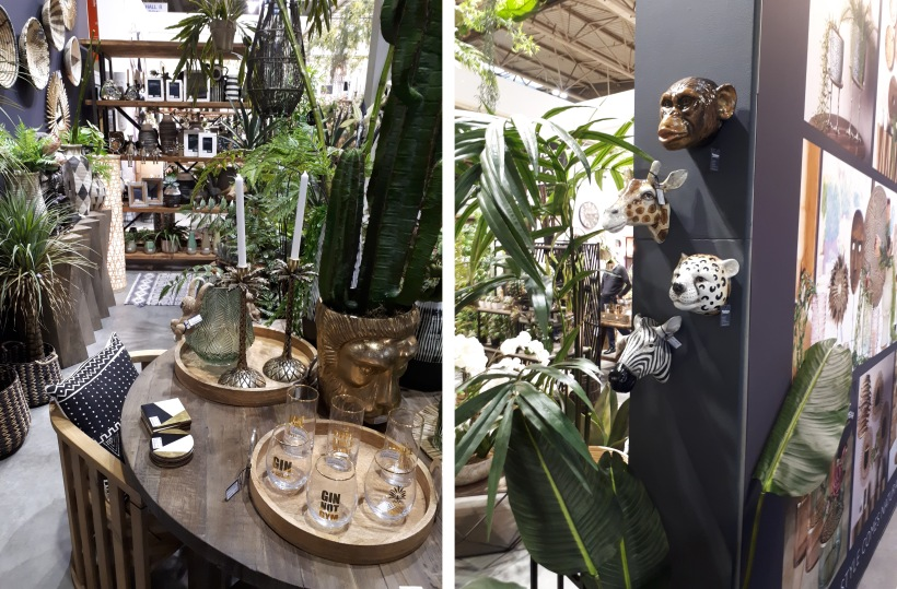 Botanical trend spotted at Spring Fair 2019